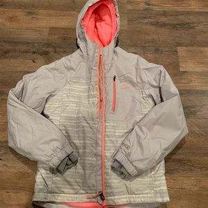 LL Bean Girls Jacket